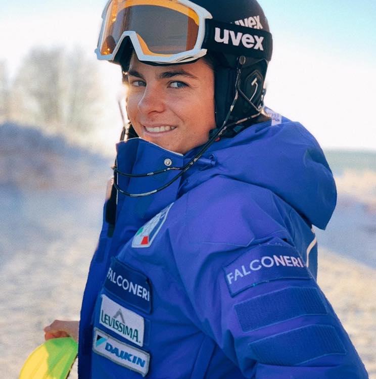 sci club milano Luisa Bertani